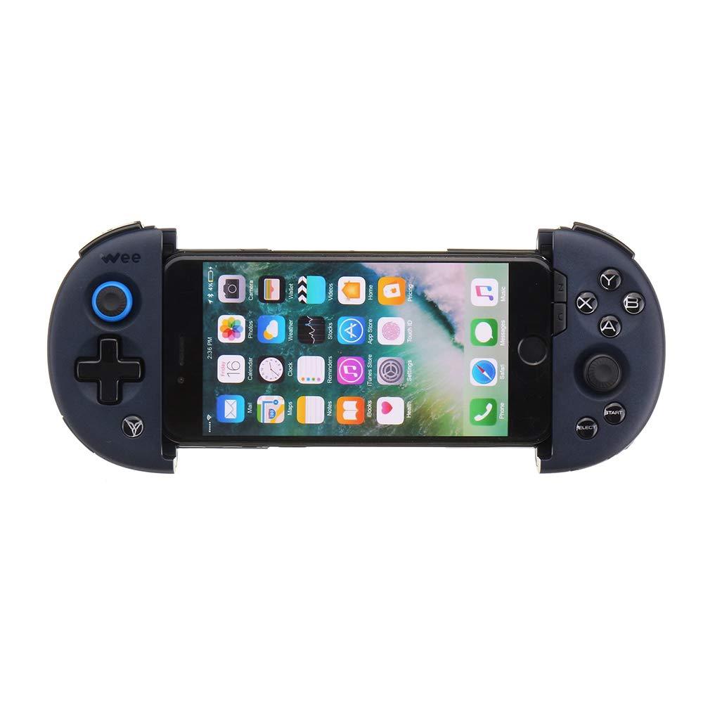Prament Flydigi Wee 2調整可能なBluetoothの電話クリップゲームパッドキーボードマウスコンバーター   B07MLN3WW2