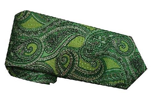 Robert Talbott Green Floral Best of Class -