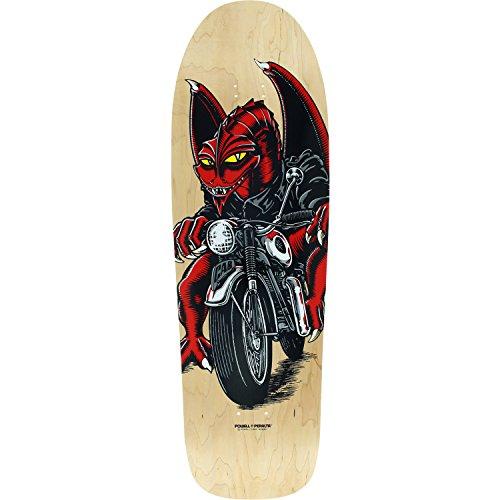Powell Peralta Steve Caballero Biker Dragon Natural Old School Skateboard Deck - 9.55
