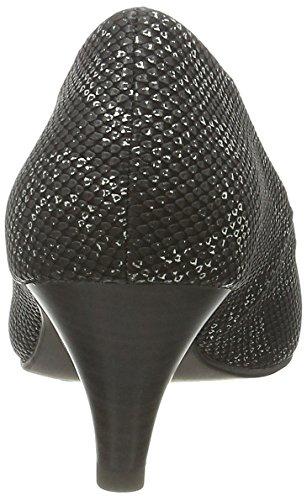 Struct Noir Escarpins 006 22411 black Femme Tamaris qP15X5