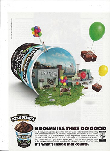 print-ad-for-2011-ben-jerrys-chocolate-fudge-brownie-greystone-bakery-scene