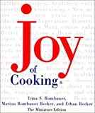 Image of Joy of Cooking, Miniature Edition