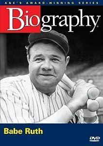 Amazon.com: Biography - Babe Ruth (A&E DVD Archives): Biography ...