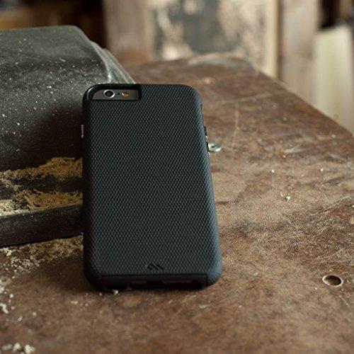 Case-Mate Tough - Funda para HTC Uno M9, negro Negro