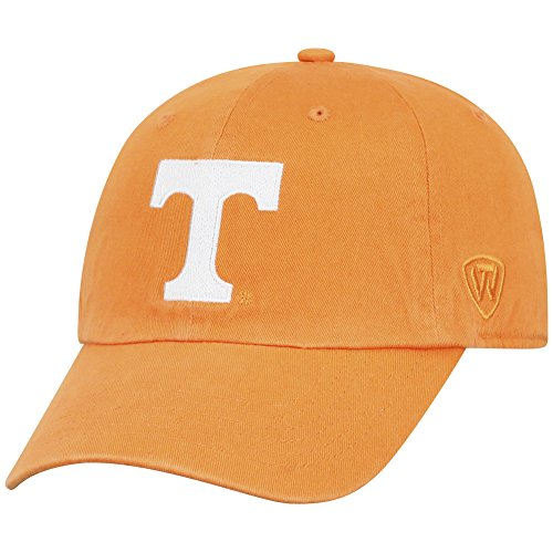 Top of the World NCAA Tennessee Volunteers Men's Adjustable Hat Relaxed Fit Team Icon, Light -