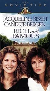Rich & Famous [VHS]