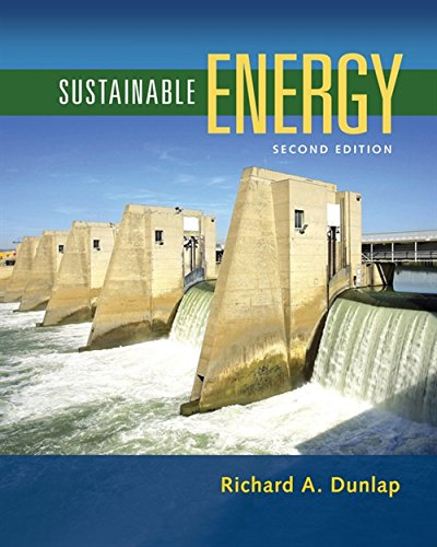 Sustainable Energy  Mindtap Course List