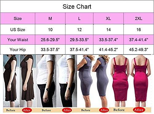Womens Shapewear Bodysuit Full Body Shaper Seamless Tummy Control UnderwearBody Briefer