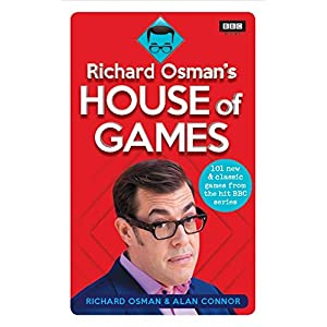 Richard Osman's House of Games: 101 new & classic games from the hit BBC series