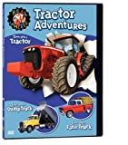 : Real Wheels: Tractor Adventures (Tractor, Dump Truck and Farm Truck)