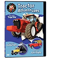Real Wheels: Tractor Adventures [Import]
