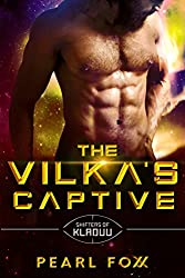 The Vilka's Captive: Scifi Alien Romance (Shifters of Kladuu Book 3)