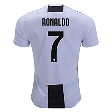 the best attitude 900d2 015f1 Marjorong New Juventus Stadium 2018/2019 7 Ronaldo Home Jersey Mens White