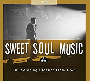 soul music 1963 sweet classics scorching oldies goodies cd northern amazon vdp records january