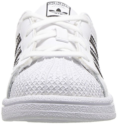 core Bianco Superstar nero Scarpe Sportive Adidas Black white Unisex J white x8HdqHna