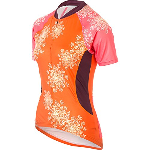 Terry Bicycles Bella Jersey - Short Sleeve - Women's Wildflower, XS by Terry Bicycles