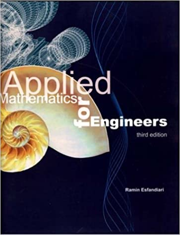Book Applied Mathematics for Engineers, Third Edition
