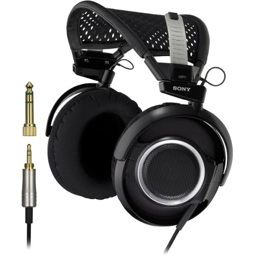 Sony MDR-SA3000 DJ Stereo Headphones (Discontinued by Manufacturer)