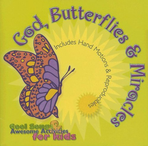 Download God, Butterflies and Miracles ebook