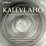Aho: Theremin and Horn Concertos