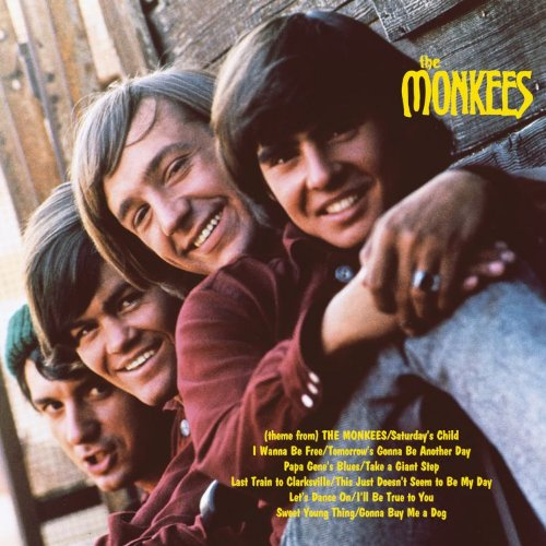 The Monkees self-titled debut album