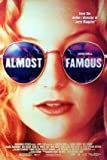 ALMOST FAMOUS SCRIPT SCREENPLAY