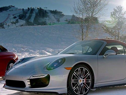 Winter Drop Top (Best Top Gear Challenges)