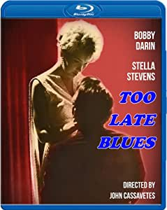 Too Late Blues [Blu-ray]