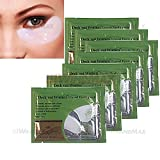 100 Pairs Collagen Crystal Eye Mask Eyelid Patch Pads Deep Moisture Anti Wrinkle Lifting Anti-Age