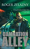 Damnation Alley by Roger Zelazny front cover