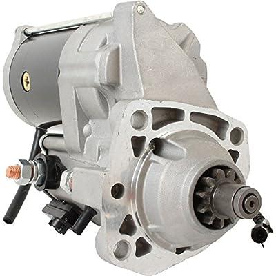 DB Electrical SND0733 STARTER for 310 310G 310J 310SJ 315 315SG 315SJ 235J 410G 410J 710J 210LE 210LJ 748G 4.5 4.5L 6.8 6.8L 4045 Diesel 97 - John Deere Backhoe Loader Skidder Tractor 228000-9140: Automotive