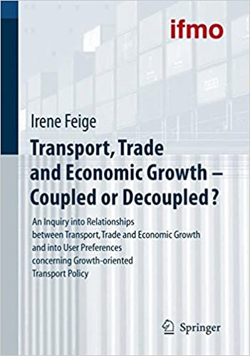 Transport, Trade and Economic Growth - Coupled or
