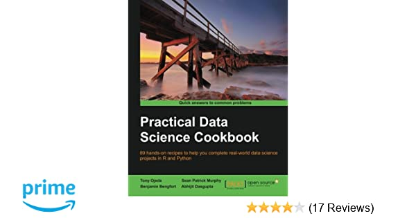 Practical Data Science Cookbook - Real-World Data Science