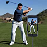 Blueprint PX Selfie Cell Phone Clip Holder for Monitor Golf Swing, Improve Your Golf Swing and Game