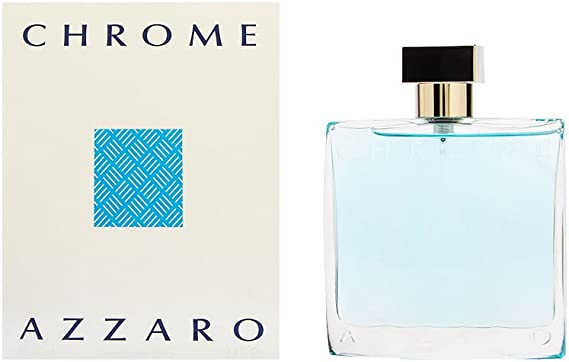 Chrome by Loris Azzaro for Men 3.4 oz Eau de Toilette Spray