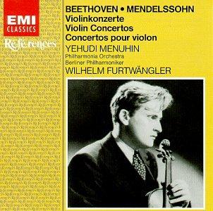 Beethoven, Mendelssohn: Violin Concertos (Violin Concerto in D Major, Op. 61