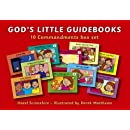 God's Little Guidebooks - Box Set: 10 Commandments Box Set (Colour Books)