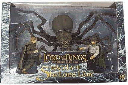 Señor De Los Anillos Figura De Acción Warg Rider Fimbul Nuevo Hobbit