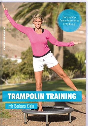 FLEXI-SPORTS® DVD Trampolin Training, mehrfarbig, 1659