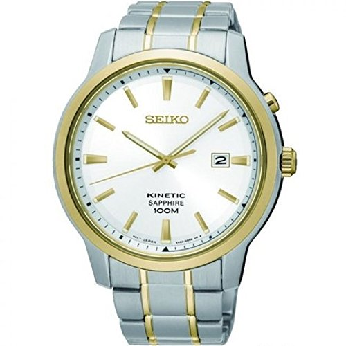 Seiko Kinetic Gents Watch