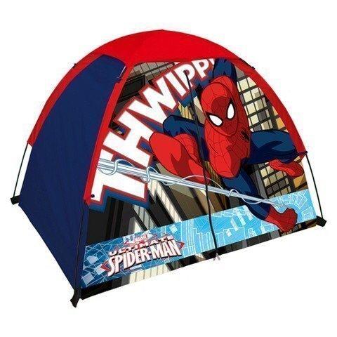 Spiderman Kids Deluxe Indoor / Outdoor Dome Play Tent - 4'x3'