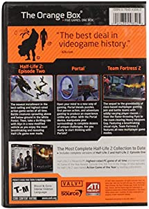 Amazon com: The Orange Box - PC: Video Games