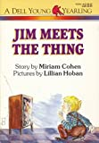 Jim Meets the Thing, Barbara Cohen, 0440401496