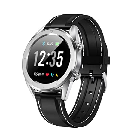 FSDRFRF Reloj Inteligente Smart Watch ECG + PPG Smart Fitness Band ...