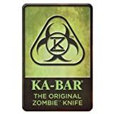 Ka-Bar Zombie Knife