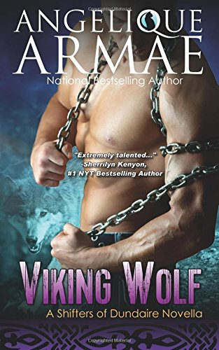 book cover of Viking Wolf