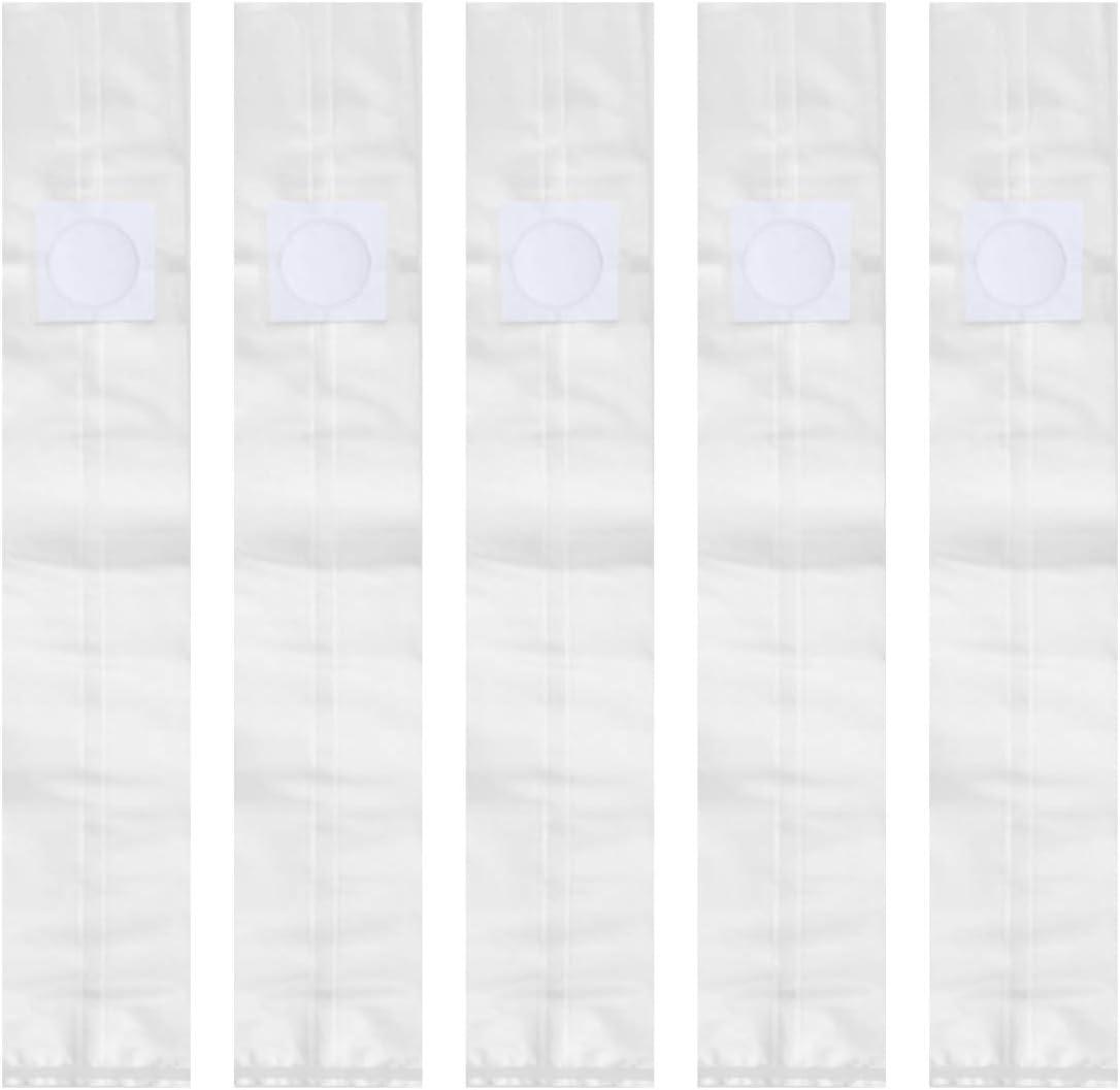 Yarnow 10Pcs Bolsas de Cultivo de Hongos Bolsas de Spawn Sellables para Plantas de Cultivo de Hongos Suministros de Jardín 50X8x0. 1Cm