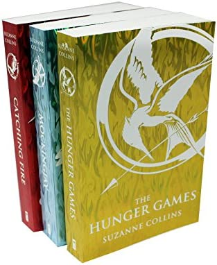 Hunger Games Pack Baker Tayl: Amazon.es: Suzanne Collins: Libros ...