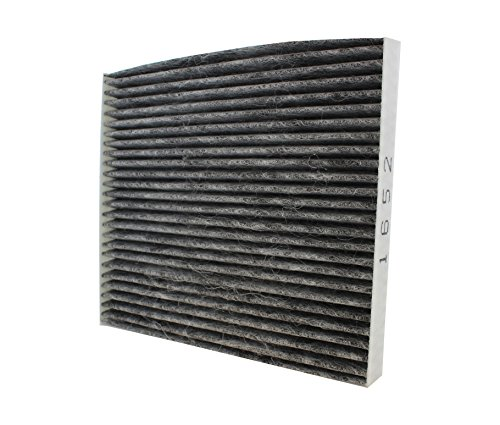 ABN CF10728 Activated Carbon Cabin Air Filter for HYUNDAI, Accent, Elantra, KIA, Forte part # 08790-2H000A, 97133-2H000, 97133-2H001, 97133-2H001