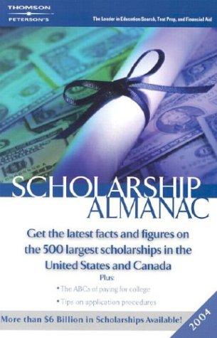 Scholarship Almanac 2004